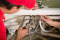 plumbing repairs fort worth